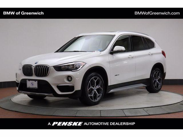 Certified 2018 BMW X1 28i