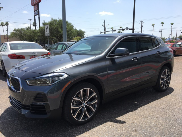 Certified 2021 BMW X2