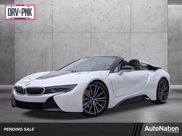 Certified 2019 BMW i8